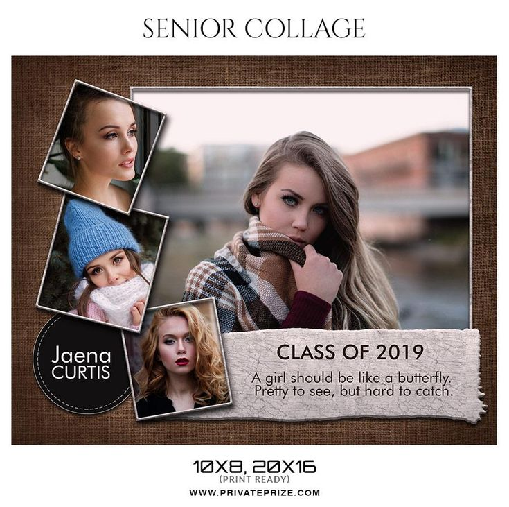 47 best Senior Collage Photography Photoshop Template images on ...