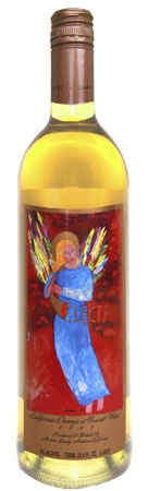 """Quady Electra dessert wine- had a taste and bought a bottle to take home when I was in brown county, Indiana for our """" mom's gone wild"""" weekend. Very good wine.. :)"""