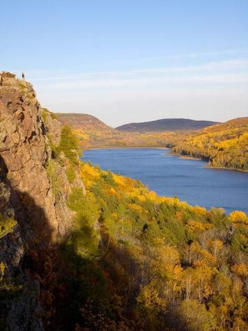 The 1,200-mile Lake Superior Circle Tour is one of the world's greatest drives. Check out our 21 photos for a sample of what you can see and do on this epic trip.