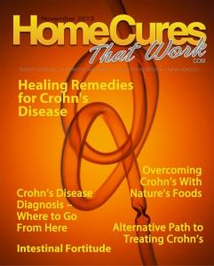 Home Cures That Work for Crohn's, November 2013