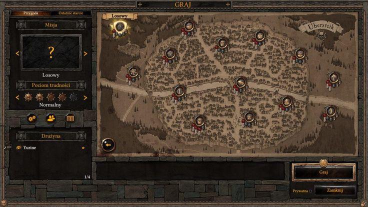 Mapa na której przyjdzie nam zmagać się z przeciwnikiem.