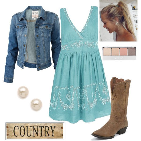 """Country Outfit II"" by natihasi on Polyvore"
