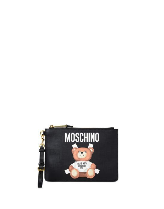 Check out Clutches Moschino Women on Moschino Online Store ans shop online. Secure payment and worldwide delivery.