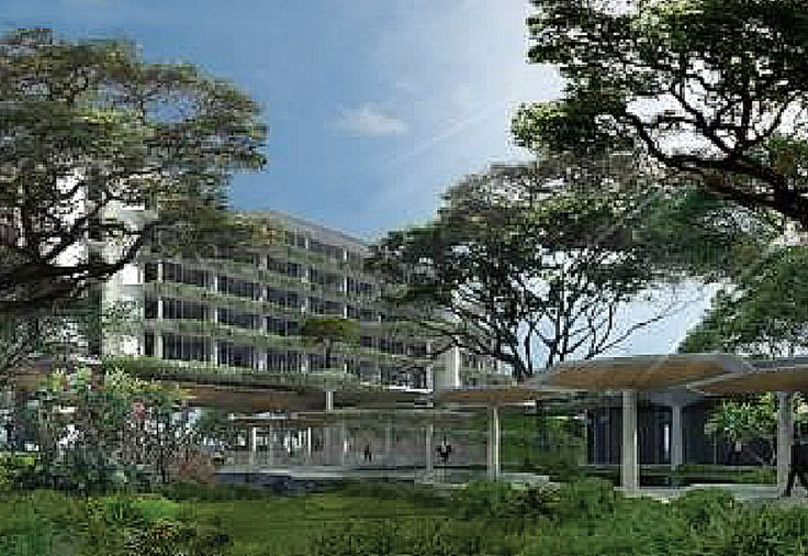 HYATT REGENCY HOTEL, ARUSHA, TANZANIA ////// The propsed Kempinski Hotel in Arusha with direct view of Mount Kilimanjaro. #civil #structural #geotechnical #engineering #design #architecture