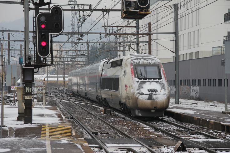 TGV LYRIA Aix les Bains