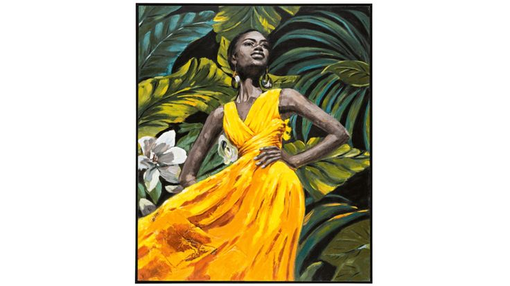 Anyanan Oil Painting | Domayne