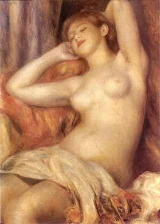 Υπνάκος λουομένης (1897)