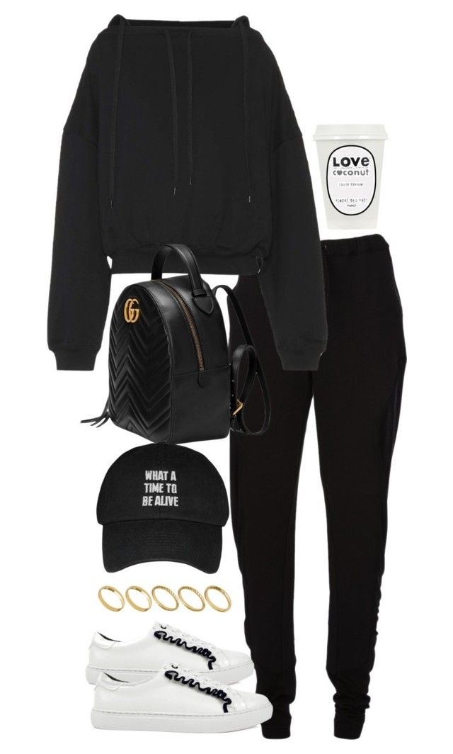 """Untitled #4554"" by theeuropeancloset ❤ liked on Polyvore featuring Chalayan, Balenciaga, Gucci and ASOS"