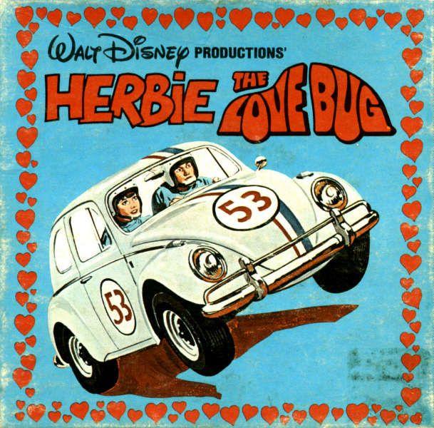 Herbie Nació En 1963 Como Un Beetle Con Conciencia Humana Capaz De Hacer Todo Aquello Que Un Coche N Carros De Películas Volkswagen Beetle Imagenes De Autos