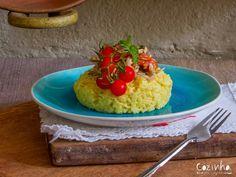Gastronomia Peruana: Arroz à Huancaina. Receita prática para um almoço de domingo - Cozinha sem segredo, por Andre Nogal