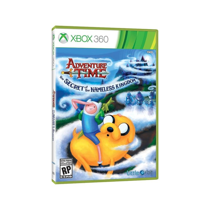 Adventure Time 3 for XBox - see more here - http://www.perfect-gift-store.com/best-xbox-games-for-girls.html