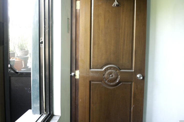 wikiHow to Stop Squeaky Door Hinges -- via wikiHow.com