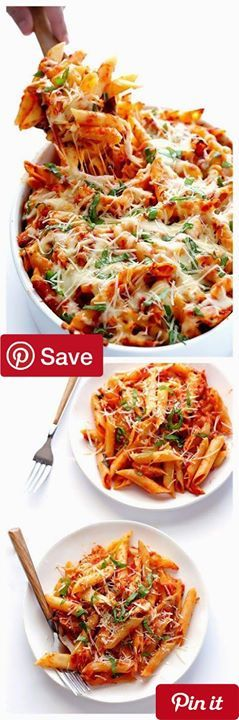 CHICKEN PARMESAN BAKED ZITI #casserole #potatoes #recipe #delicious #diy #Easy #food #love #recipe #tutorial #yummy Make sure to follow cause we post alot of food recipes and DIY  we post Food and drinks  gifts animals and pets and sometimes art and of course Diy and crafts films  music  garden  hair and beauty and make up  health and fitness and yes we do post women's fashion sometimes  and even wedding ideas  travel and sport  science and nature  products and photography  outdoors and…