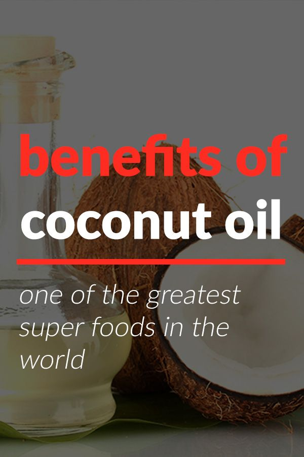 Coconut oil is one of the most beneficialsuper foods in the world. It's versatile, tastes great and is full of medium chain triglycerides (MCTs) that can have great effects on your health. Their size makes them very easily absorbed by the body. The most beneficial of the four types ofMCTs found in coconut oil is