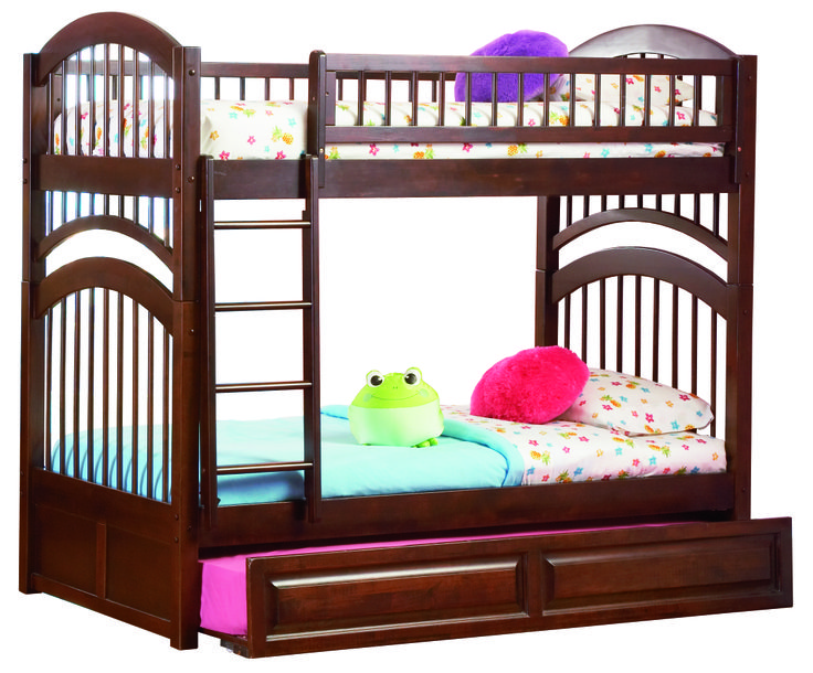 Bunk Bed With Bunk Bed