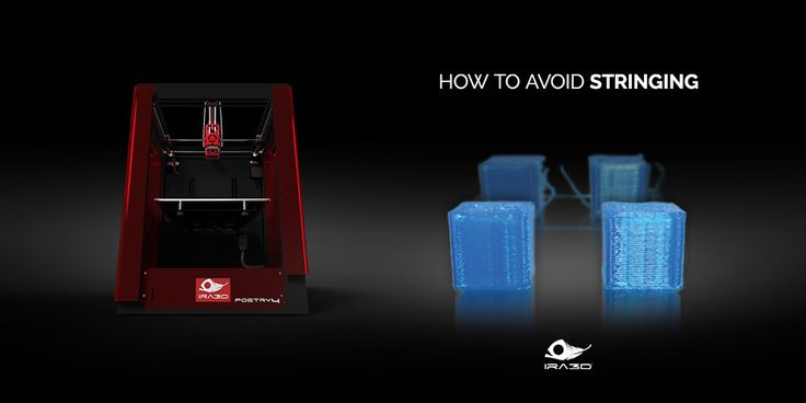 Common 3d printing problems: Stringing