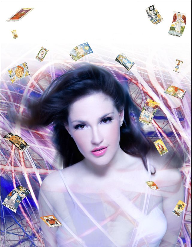 Sasha Graham Tarot Diva – 4 Chambers of the Heart Valentines Spread | Sasha Graham's Tarot Diva Blog