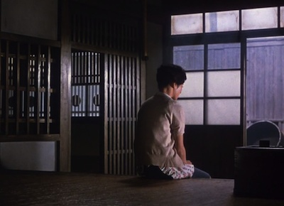 The End of Summer/ Kohayagawa-ke no aki (1961) Director: Yasujirô Ozu. Cinematographer: Asakazu Nakai