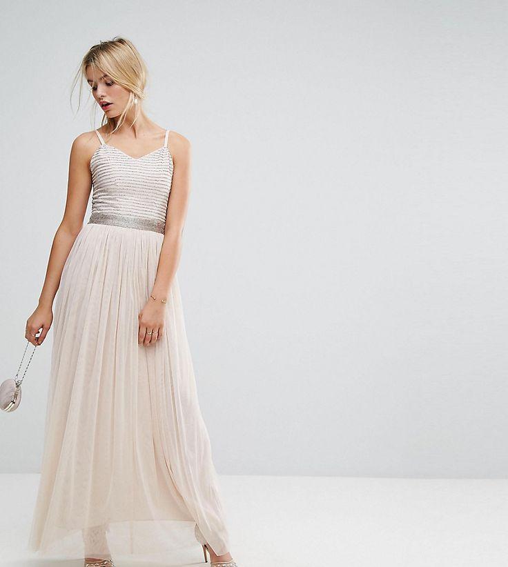 amelia rose maxi kleider brautjungfernkleid designer kleider