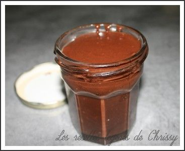 PATE A TARTINER CHOCOLAT NOISETTE THERMOMIX