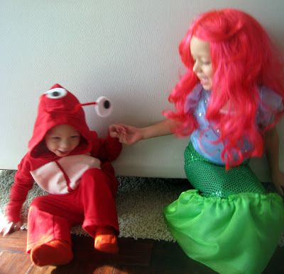 Under the Sea - Costumes - The Lilypad Cottage