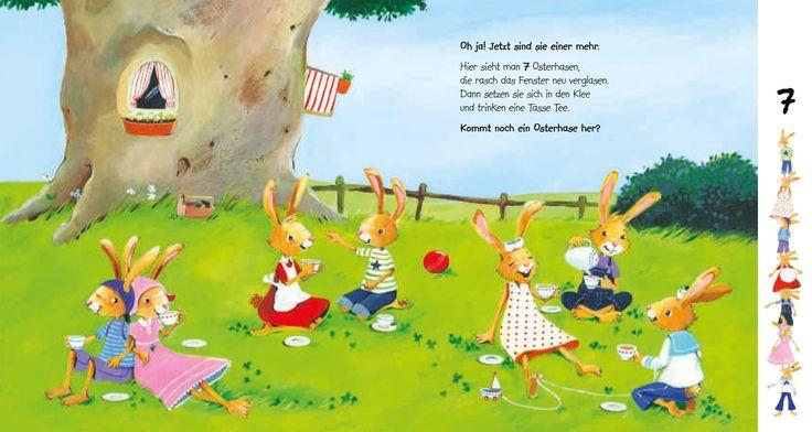 10 kleine Osterhasen: 1, 2, 3 - Ach, du dickes Ei!: Amazon.de: Hans-Christian Schmidt, Marina Rachner: Bücher