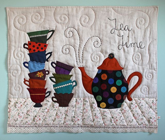 MQG - Kona Solids Challenge by PatchworkPottery, via Flickr