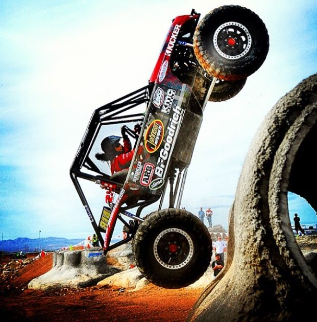 Nicole Johnson professional rock crawling champion from 2007 thru 2010 before switching to the Monster Jam series.