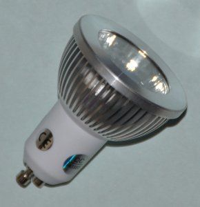 Buy the #HighBrightnessLED #GU10 bulbs based on COB technology wiith illumination of white bright light by use of multiple LED lights in it. Buy online: http://bit.ly/1xIQQHQ