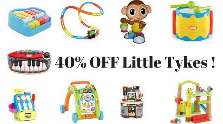 Little Tykes Early Black Friday Deals 40% Off!! - http://supersavingsman.com/little-tykes-early-black-friday-deals-40-off/
