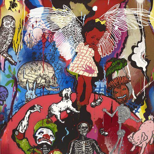 Dan Baldwin | Art | Halfway Between The Gate Of Hell and The Garden Of Eden
