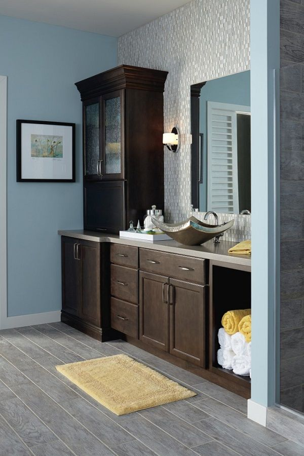Wondrous Beauty Meets Function In This Hudson Maple Trestle Bathroom Interior Design Ideas Clesiryabchikinfo