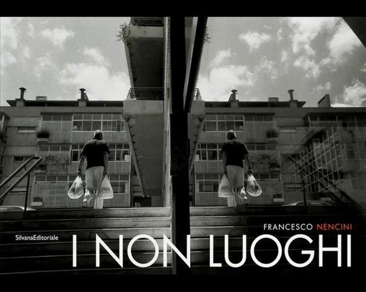 """I Non Luoghi"" (""The Non Places"") _ my black and white book on NonPlaces, published by Silvana Editoriale and inspired by the work of french anthropologyst Marc Augè. Winner of the First Absolute Prize at Orvieto Fotografia, 2006."