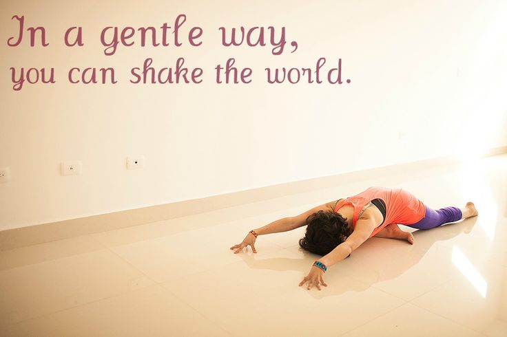 yoga quotes letting go - photo #36