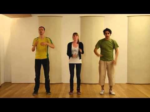 1 Bodypercussie 1 - YouTube