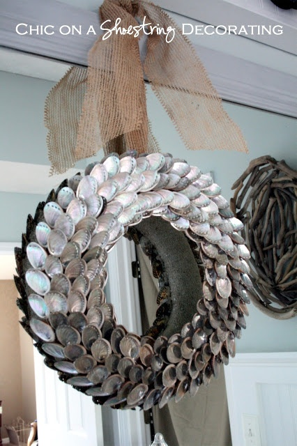 Chic On A Shoestring Decorating Beachy Bathroom Reveal