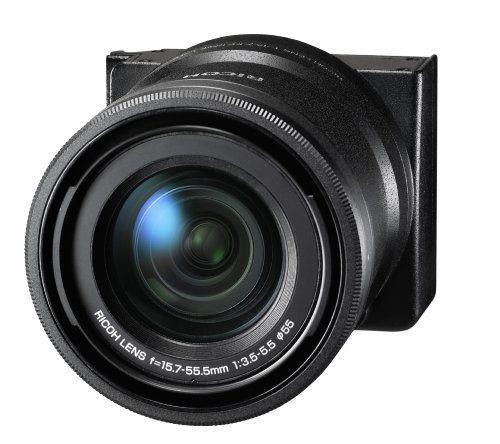 Ricoh GXR objective 3,5-5,5/24-85 APS-C CMOS-Sensor 16,2 MP