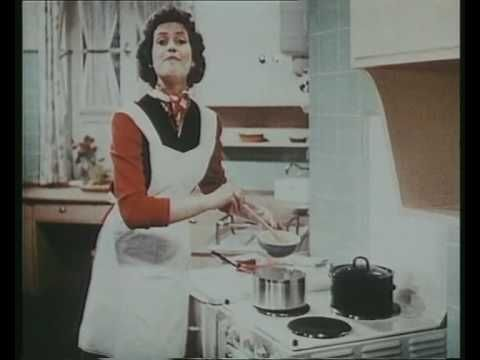 Alte Werbung Dr. Oetker - Pudding & Backin - YouTube