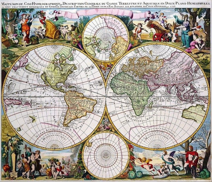 28 best Old Maps images on Pinterest Antique maps, Old maps and - geographic preference