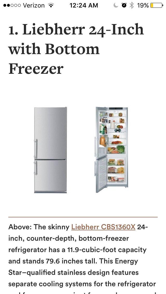 Kitchen Tidbits By Amanda Howell Bottom Freezer Refrigerator