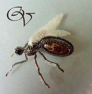 Beads Fantasy Bug