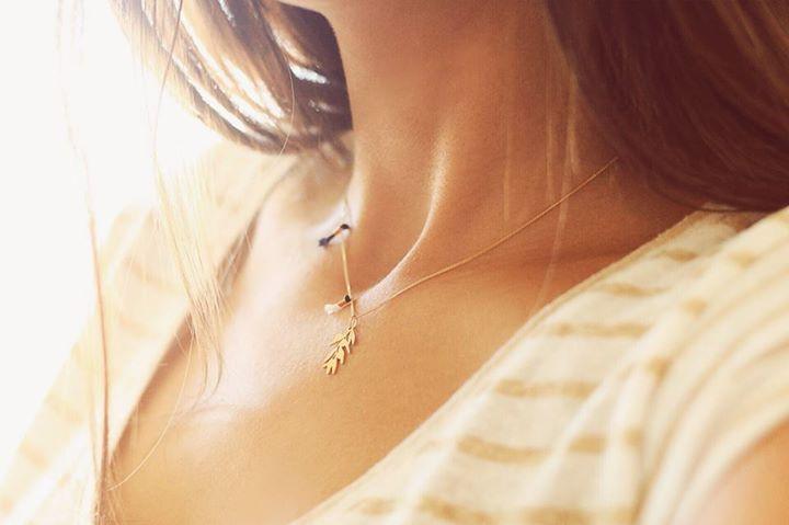 Anna Westerlund Olive necklace #omnia #annawesterlund #omniasummer #details #jewels #jewelry