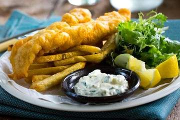 Adam Liaw's fish 'n' chips three ways