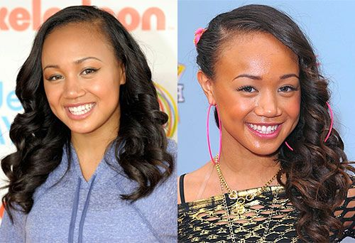 """Cymphonique Miller (African-American, Filipino, Spanish) [American] Known as: Actress & Singer (Daughter of Master P; Sister of Romeo/Lil' Romeo) TV: """"How To Rock"""", """"Phineas and Ferb"""", """"Big Time..."""