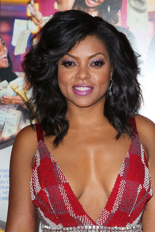 "Color and Hair Story: Taraji P. Henson at the ""Think Like a Man Too"" LA Premiere"
