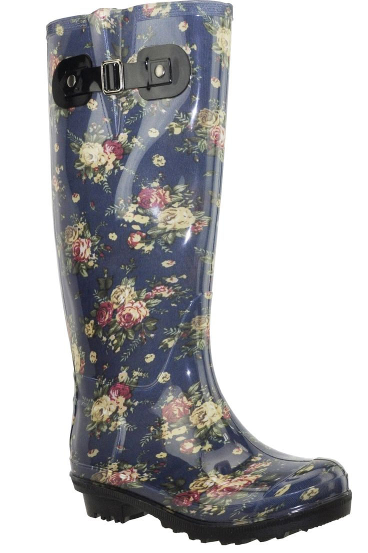 Regenlaars JJ Footwear 2-3XW»Kleding»Grote maten | damesmode online | Bagoes grote maten