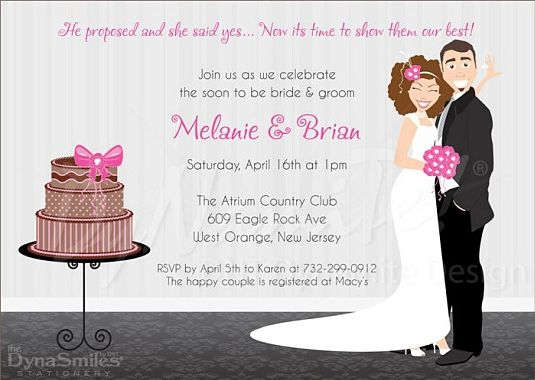 African American Stationery, African American Bridal Shower, African  American Baby Shower, African American