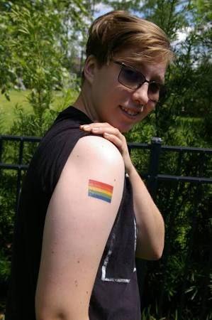 temporary tattoos rainbow - Google Search