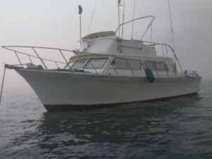 Large Cabin Cruisers for Sale | 1969 Luhrs Cabin Cruiser Sportfisher located in California for sale