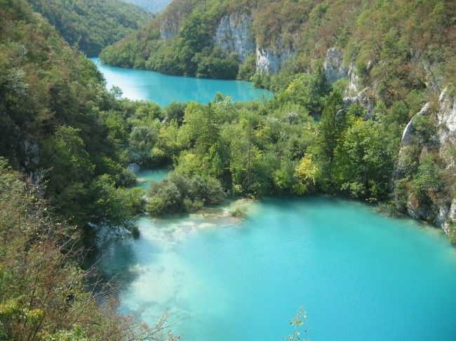 Plitvice lakes National park (UNESCO), Croatia- Awesome!